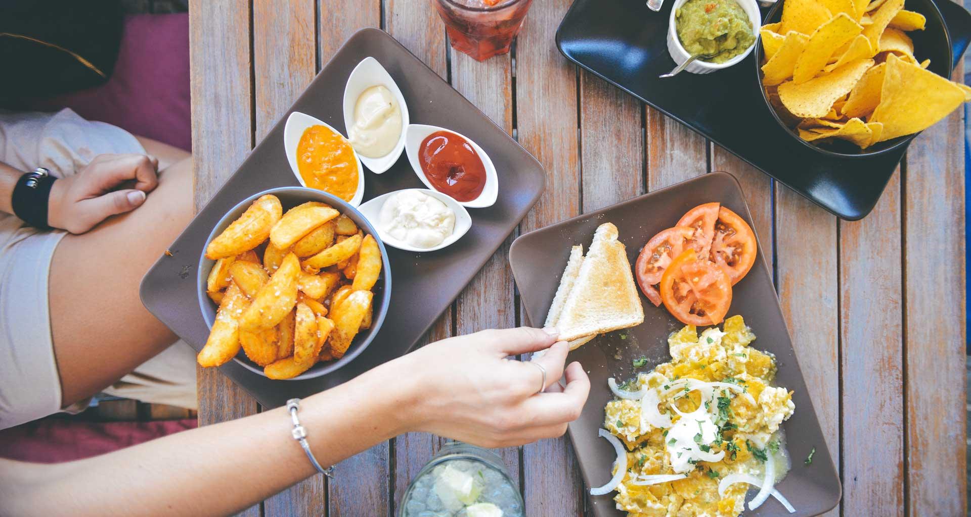 Freshly Premium Ingredients From Around The World